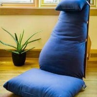 Eco Back Rest Zen Meditation Floor Lounger