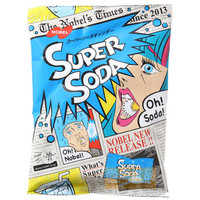 10pcs Japan nobel super soda sweets lemon fruit flavor candy japanese snack candy foods japanese-food-sweets candies