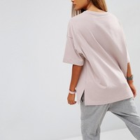 ASOS Top In Oversized Boxy Fit