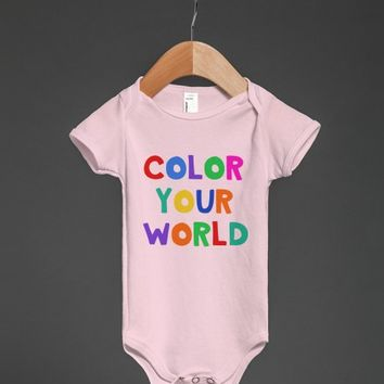 COLOR YOUR WORLD - underlinedesigns