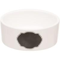 Petco Chalkboard Small Animal Ceramic Bowl