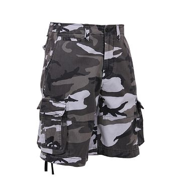 Rothco - Vintage Infantry City Camo Utility Shorts