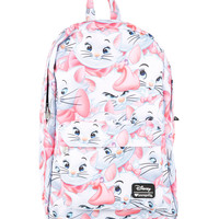 Loungefly Disney The Aristocats Marie Print Back Pack