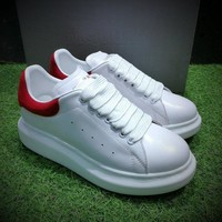 Alexander Mcqueen Sole Sneakers White / Red