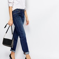 French Connection Boyfriend Jeans In 70S Rinse