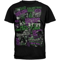 Weekly World News - Aliens Soft T-Shirt