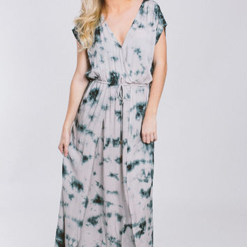 Pacific Side Cover Up Dress
