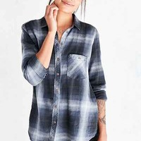 BDG Polly Flannel Button-Down Shirt - Urban Outfitters