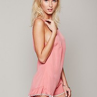 Stone Cold Fox Womens Amour Jumper - Coral
