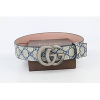 Gucci Belt New Girls Boys Classic Belt Woman Men Leather Belt045