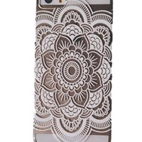 """Acefast INC Plastic Case Cover for Iphone 6 4.7"""" for Iphone 6 Plus 5.5"""" Henna Full Mandala Floral Dream Catcher (For iphone 6 4.7"""")"""