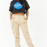 Cropped NASA Graphic Tee