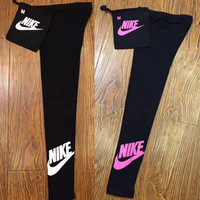 NIKE Fashion Women Gym Yoga Running Leggings Pants Trousers Sweatpants