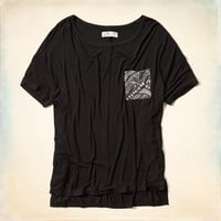 Abalone Cove Pocket T-Shirt