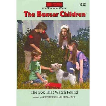 The Box That Watch Found (Boxcar Children Mysteries)