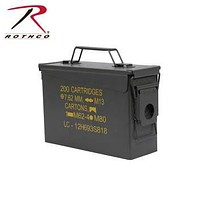 Mil Spec Ammo Cans
