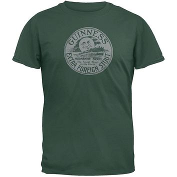 Guinness - Moonshine Brand Soft T-Shirt