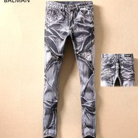 Balman Fashion Men Pants Jeans