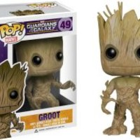 POP Marvel (BOBBLE): Guardians of the Galaxy - Groot