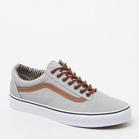 Vans Silver C&L Old Skool Shoes at PacSun.com