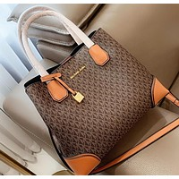 Hipgirls MK Michael kors New Fashion More Letter Leather Shopping Leisure Shoulder Bag Crossbody Bag Handbag