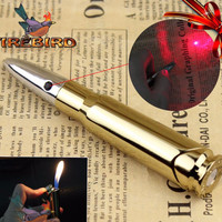 Bullet Laser Pointer and Lighter