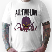 Another All Time Low Shirt That I Didn't Make Transparent Unisex T-Shi