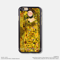 Cool Oil painting Gustav Klimt iPhone 6 6Plus case iPhone 5s case iPhone 5C case iPhone 4 4S case Samsung galaxy Note 2 Note 3 Note 4 S3 S4 S5 case 191