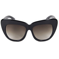 Bat Wing Heart Sunnies
