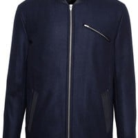 T By Alexander Wang padded bomber jacket