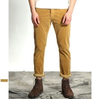 Casual Men's Fashion Weathered Pants [10422072259]