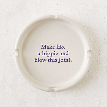 Hippie Ashtray - Urban Outfitters