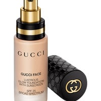 Gucci Lustrous Glow Foundation SPF 25, 30 mL - Gucci Makeup