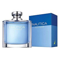 Nautica Voyage Eau de Toilette Spray for Men, 3.4 oz : Beauty