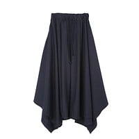 UNISEX OVERSIZED SKIRT PANTS