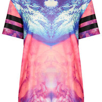 CLOUD COLOUR TEE BY ESCAPOLOGY
