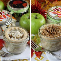 Single Serving Pie in a Jar | Our Best Bites
