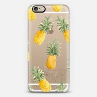 Pina Party (Transparent) iPhone 6 case by H. Nichols Illustration | Casetify