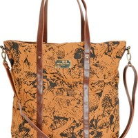 Obey Wolf Pack Tote Bag