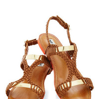 Weave It Up to Me Sandal | Mod Retro Vintage Sandals | ModCloth.com