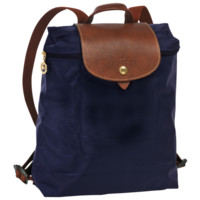 Backpack - LE PLIAGE - Handbags - Longchamp - Navy - Longchamp United-States