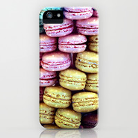 MACARONS - for iphone iPhone & iPod Case by Simone Morana Cyla