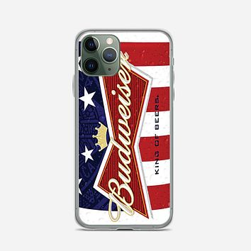 Budweiser 25 Oz Can iPhone 11 Pro Max Case