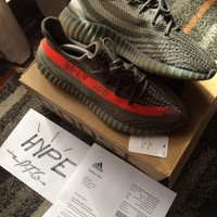 Yeezy Boost 350 v2 Beluga US8.5 Authentic