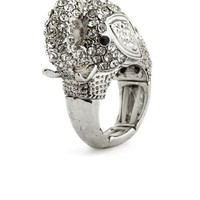 Ellie the Elephant Stretch Ring: Charlotte Russe