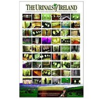 """The Urinals of Ireland Poster - 20"""" x 30"""""""