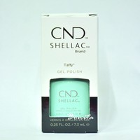 CND Shellac Gel Polish Taffy 0.25 oz