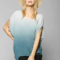 Tina + Jo Ombre Cocoon Tee - Urban Outfitters