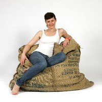 Coffee Fellow Beanbag from e-side | Made By Berhin Studios Sweden | £250.00 | Bouf
