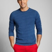 Bonobos Men's Clothing | Bowline Crewneck - Indigo